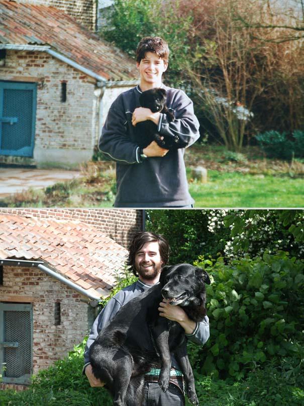 Πριν και μετά από 10 χρόνια