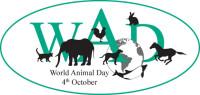 Παγκόσμια ημέρα των ζώων 4 Οκτωβρίου