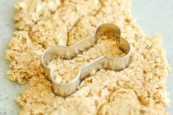 Συνταγή για μπισκότα με 3 υλικά
